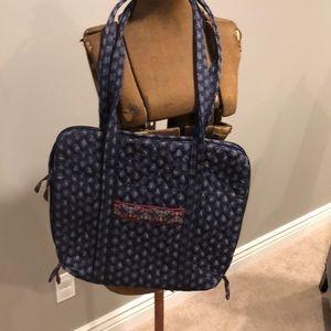 Vera Bradley brief case or computer bag